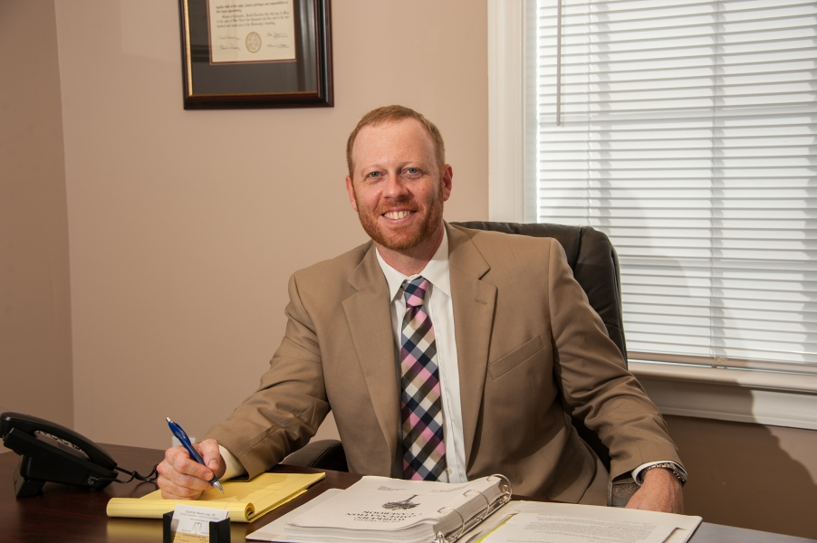 Carter Martling Columbia SC Injury Attorney